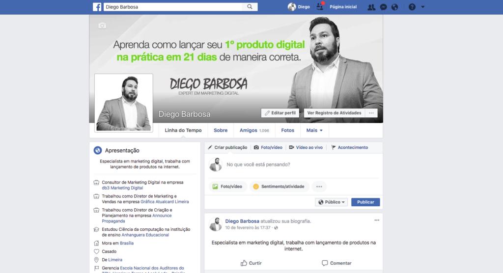Diego Barbosa Facebook